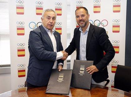 El COE y la Comunidad de Madrid renuevan la campaña 'Todos Olímpicos'
