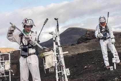 Lanzarote seguirá siendo escenario del proyecto 'PANGAEA' de la Agencia Espacial Europea hasta 2022