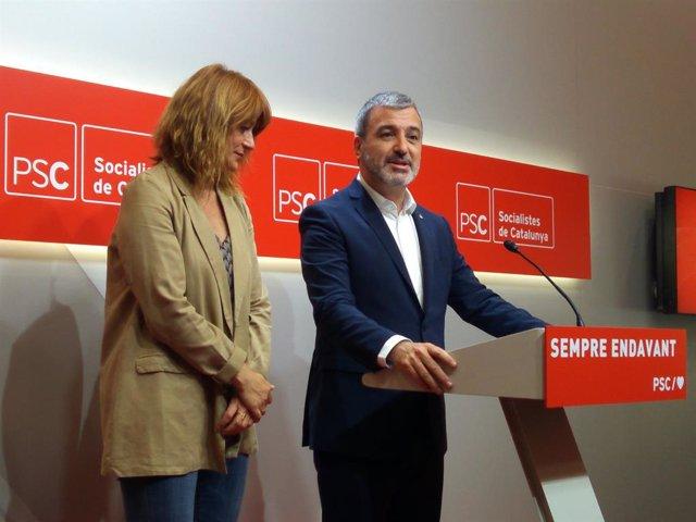 "Collboni (PSC) veu un ""pas important"" que Colau vinculi la investidura a un pacte de govern"