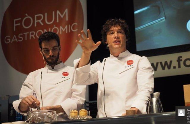 Fira.- El Fòrum Gastronòmic Barcelona donarà visibilitat a la nova alta cuina europea