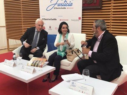 La magistrada María Ángeles Parra plantea la modificación del derecho de sucesiones para adaptarlo al siglo XXI