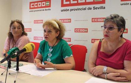 """CCOO alerta de que falta """"la mitad de la plantilla""""necesaria en residencias y escuelas infantiles"""