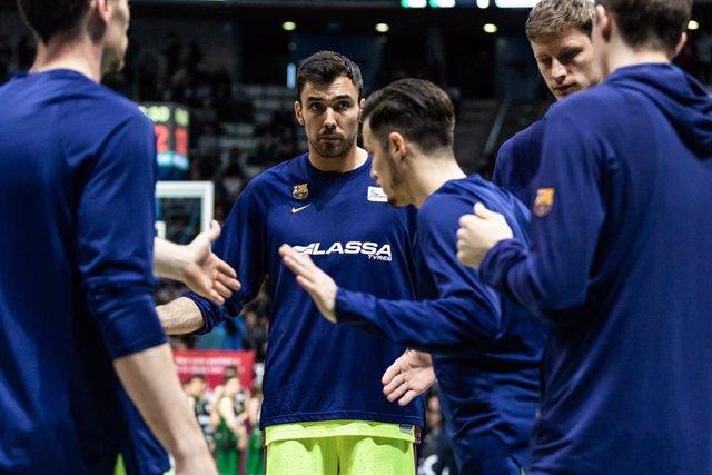 Basket: Liga Endesa - Divina Seguros Joventut v FC Barcelona Lassa