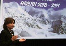 Andorra Turisme atribueix al mal temps al descens de l'1,3% de turistes aquest hivern (EUROPA PRESS - Archivo)