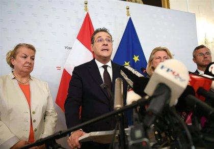 La Fiscalía de Austria investiga al exvicecanciller Heinz-Christian Strache por supuesta violación de confianza