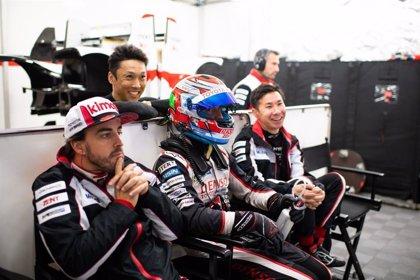 """Alonso: """"Cuando llegue la noche, podremos apurar un poco más"""""""