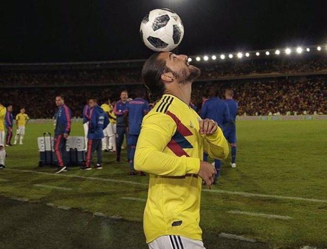 Un equipo de fútbol colombiano quiere fichar al cantante Maluma