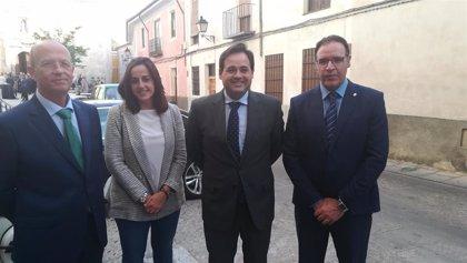 """Núñez muestra su """"sorpresa"""" por que el pacto de Cs con el PSOE y lamenta que no quieran seguir negociando con el PP"""