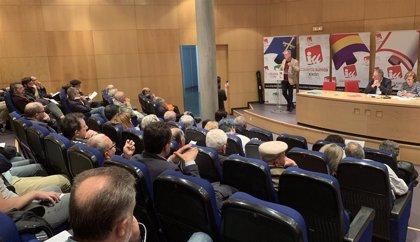 Gijón.- La asamblea de IU acuerda por unanimidad votar a favor de la investidura de la candidata socialista
