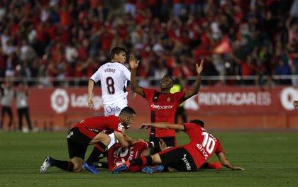 El Mallorca toma una clara ventaja en su 'playoff' contra el Albacete