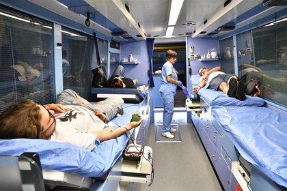 El historial médico del donante de sangre no influye en la mortalidad del receptor tras la transfusión