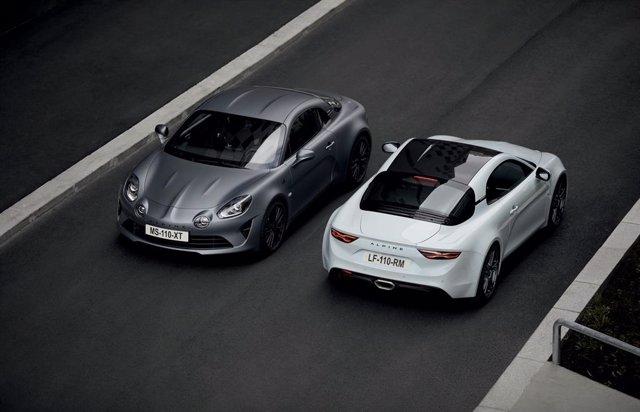 Economía/Motor.- Alpine inicia la comercialización del nuevo A110S, con 292 caballos