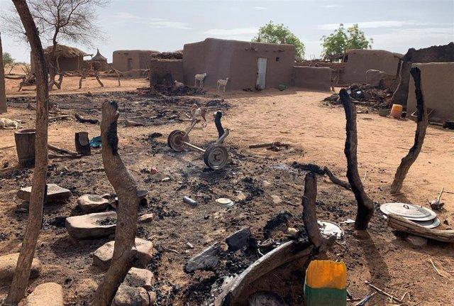 Malí.- Nuevo ataque contra dos localidades dogon en el centro de Malí, según un responsable local