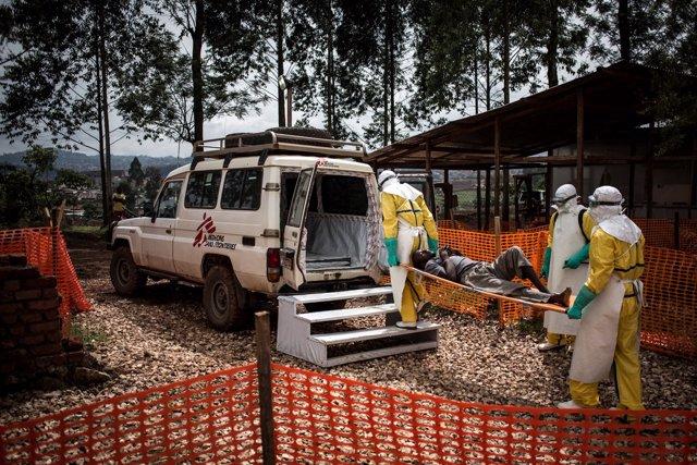 """RDCongo.- El brote de ébola deja ya 2.000 casos en RDC, donde el Gobierno ve algunos signos """"positivos"""""""
