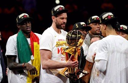 Marc Gasol, Ibaka i Scariolo conquisten l'anell de l'NBA amb els Raptors