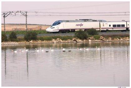 La falta de billetes desde Madrid suspende la manifestación ante Fomento en protesta por el tren a Algeciras
