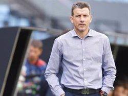 Juan Carlos Unzué, nou entrenador del Girona (RC CELTA - Archivo)