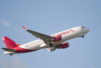 Avianca eleva un 3,2% sus pasajeros hasta mayo