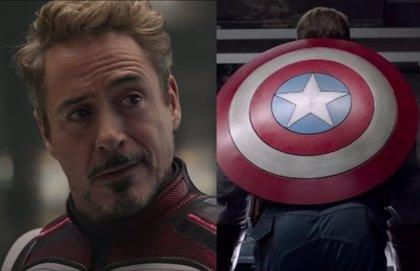 """Iron Man recuerda al """"culo del Capitán América"""" en el cumpleaños de Chris Evans"""