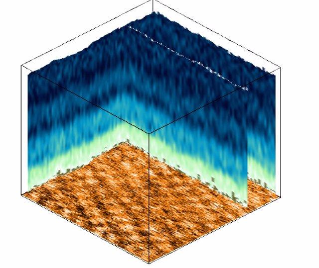 El grafeno y el agua no se mojan al entrar en contacto