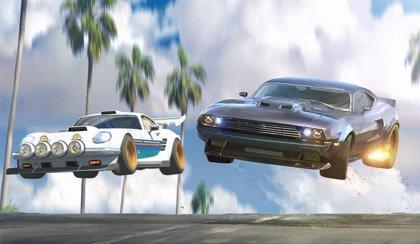 Tráiler de Fast & Furious: Spy Racers, la serie de animación de la saga de Vin Diesel y Dwayne Johnson para Netflix