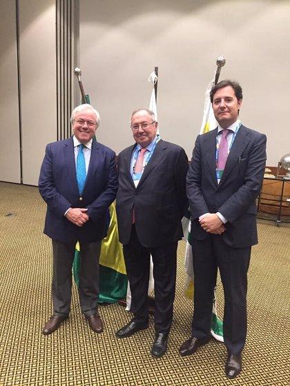 La Cámara de España y AICO firman un programa de emprendimiento y competitividad empresarial en Iberoamérica