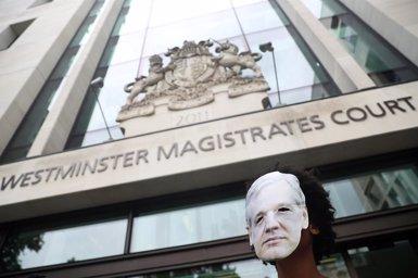 L'audiència per extraditar Julian Assange als EUA començarà al febrer del 2020 (REUTERS / HANNAH MCKAY)