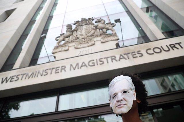 Wikileaks.- La audiencia para extraditar a Julian Assange a EEUU comenzará en febrero de 2020
