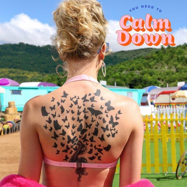 Taylor Swift anuncia nuevo álbum y lo celebra estrenando el himno pop You need to calm down