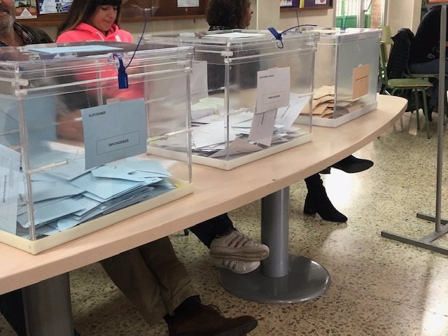Junta Electoral Central confirma como nulo 1 voto reclamado por PSOE y por el que puede perder la Alcaldía de Villamanta