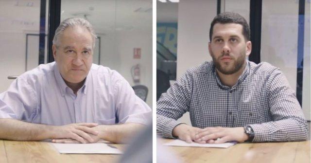 Un hombre en paro vuelve a trabajar gracias a la campaña viral realizada por su