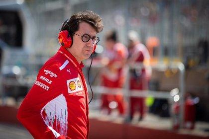 """Binotto: """"Vettel volverá más fuerte que nunca"""""""