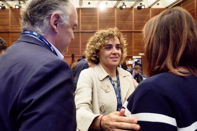 Inauguració en el Kursaal de Sant Sebastià de les jornades de treball del Partit Popular Europeu