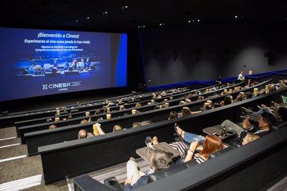 Cinesa inaugura su cine de lujo, el primero en incorporar butacas con movimiento