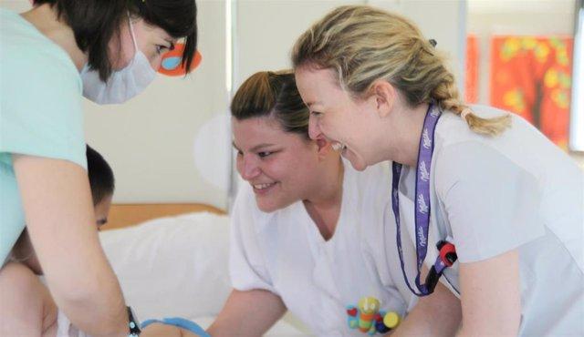 Proarte, Sotheby's y Savills Aguirre Newman promueven subasta para la primera Unidad de Cuidados Paliativos pediátrica