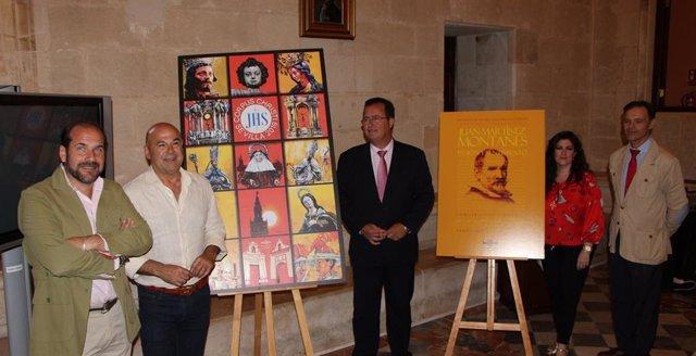 Sevilla.- Música, teatro, visitas guiadas y una exposición sobre Martínez Montañés centran la programación del Corpus