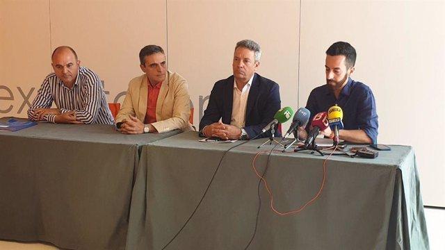 PP i Cs signen l'acord de govern del Consell d'Eivissa
