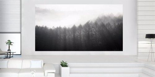 Samsung lanza una televisón de 294 pulgadas que ocupa una pared entera