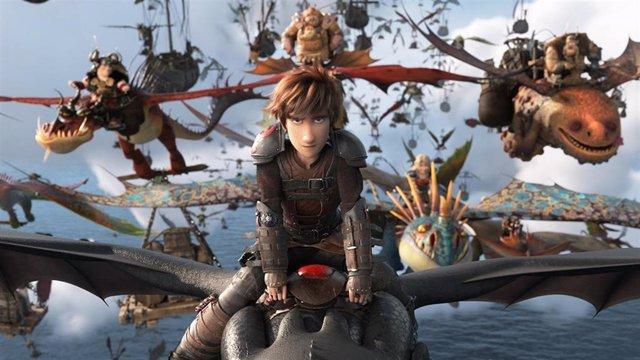 Cómo entrenar a tu dragón 3: El colofón de la saga mítica, ya en DVD, Blu-ray, 3D y 4K UHD