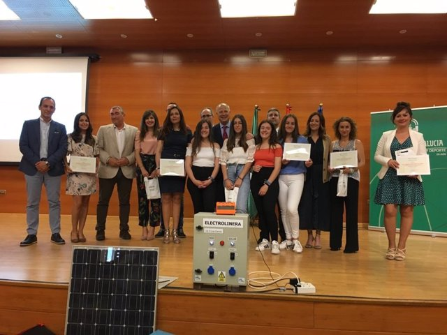 Jaén.- Educación.- La Junta reconoce a 29 centros de la provincia por sus buenas prácticas docentes