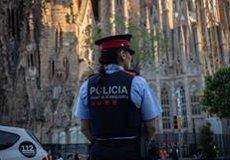 Mossos destina més de 130 agents de la nova promoció a Barcelona ciutat aquest estiu (David Zorrakino/Europa Press)