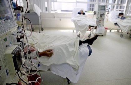 Trabajar durante los 6 meses previos a someterse a hemodiálisis mejora la supervivencia