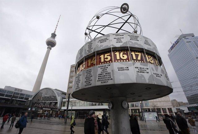 Alemania.- Hallada una bomba de la Segunda Guerra Mundial en el centro de Berlín