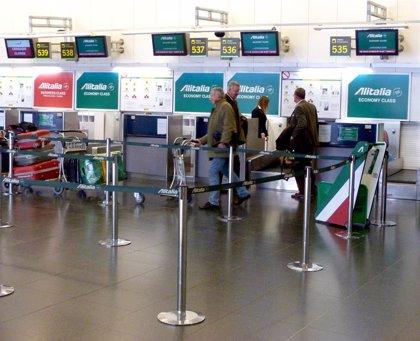 """El Gobierno italiano pide soluciones para Alitalia que salven """"miles de empleos"""""""