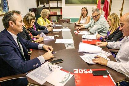 PRC y PSOE cierran pacto para el Gobierno de Cantabria