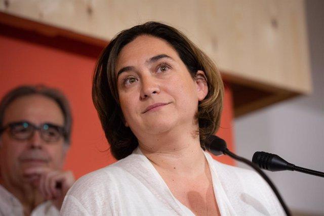 """Colau: """"No dependrem de Valls, sinó d'un ple"""" en el qual prioritzaran les esquerres"""