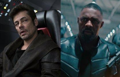 Escuadrón Suicida 2 de James Gunn: ¿Idris Elba como Bronze Tiger y Benicio del Toro como villano?