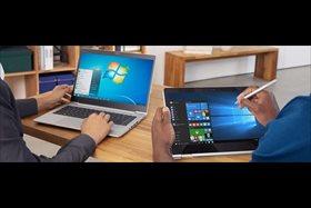 Cómo hacer que Windows 10 se parezca a Windows 7