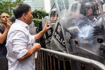 Las protestas en Hong Kong proseguirán a pesar de la suspensión de la propuesta de ley de extradición a China