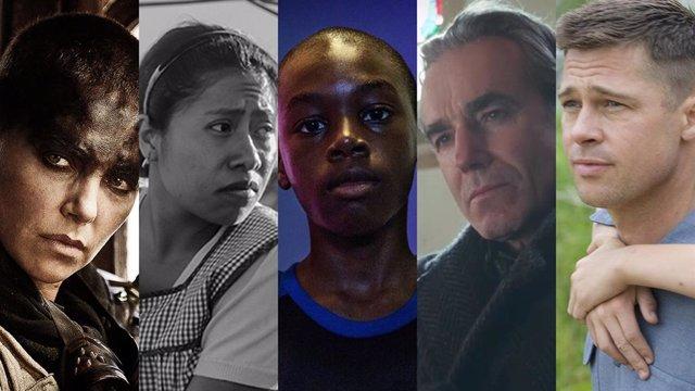 PARA SÁBADO 250 expertos eligen las 25 mejores películas de esta década